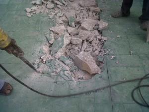 Demolición de Pisos