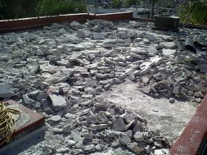 Demolición de Acabados