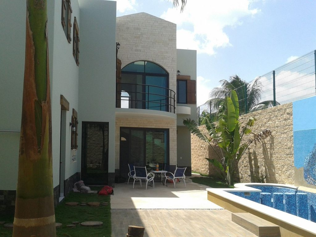 A&G's House