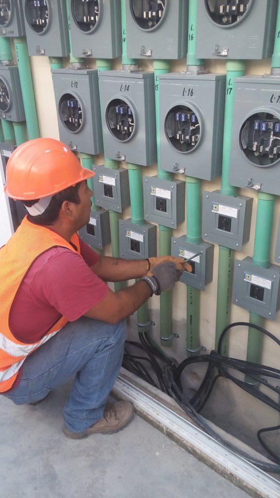 Joyería Muelle Internacional Electricidad
